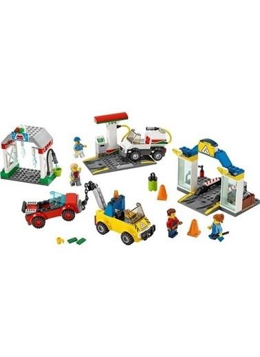 Lego LEGO City Araç Bakım Merkezi Renkli